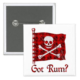 Got Rum? Button