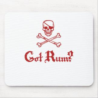 Got Rum Mouse Pad