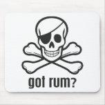 Got Rum? Mousepads
