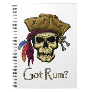 Got Rum? Notebook
