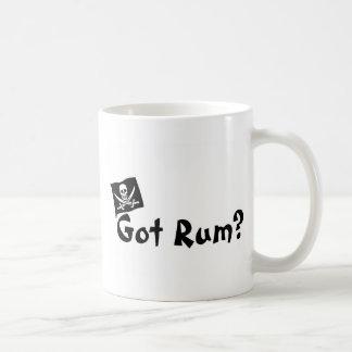Got Rum (Pirate Flag) Coffee Mug