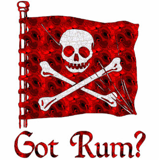 Got Rum? Statuette