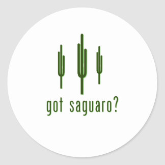 got saguaro? stickers