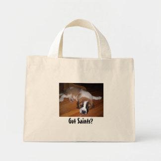 Got Saints? Mini Tote Bag