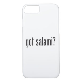 got salami iPhone 8/7 case
