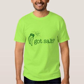 Got salt lost shaker t-shirts