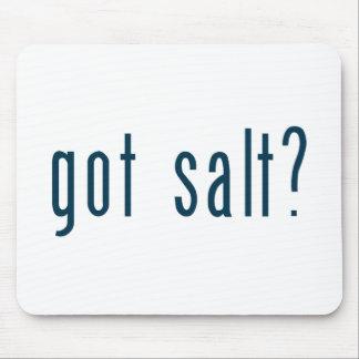 got salt mouse pad