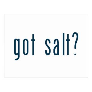 got salt postcard
