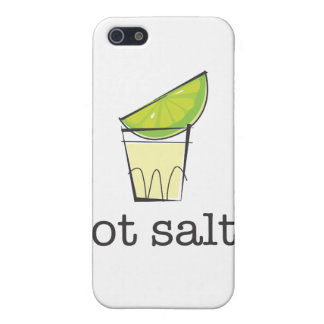 Got Salt? Tequila Shot with Lime Case For iPhone SE/5/5s