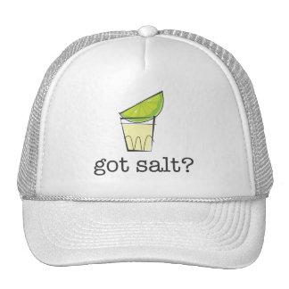 Got Salt? Tequila Shot with Lime Trucker Hat