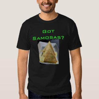 Got Samosas? Shirts