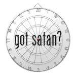 got satan? dart boards