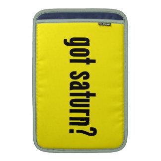 got saturn? MacBook air sleeve