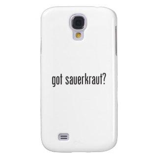 got sauerkraut galaxy s4 cover