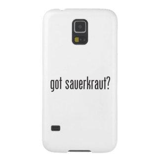 got sauerkraut galaxy s5 cover