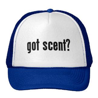 got scent? trucker hat