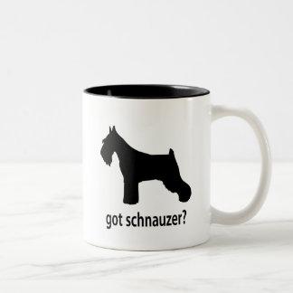 Got Schnauzer Coffee Mug