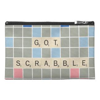 Got Scrabble Travel Accessories Bag