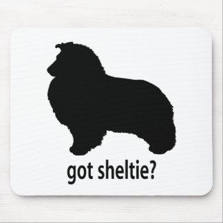 Got Sheltie Mouse Pad