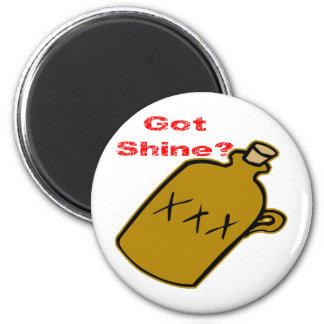 Got Shine? 2 Inch Round Magnet
