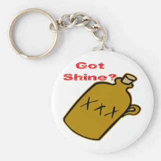 Got Shine? Keychain