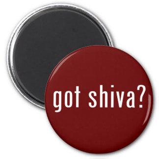 got shiva? 2 inch round magnet