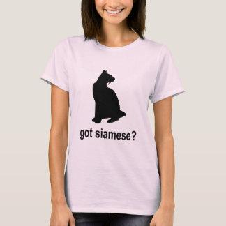 Got Siamese? T-Shirt