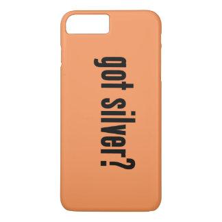 got silver? iPhone 7 plus case
