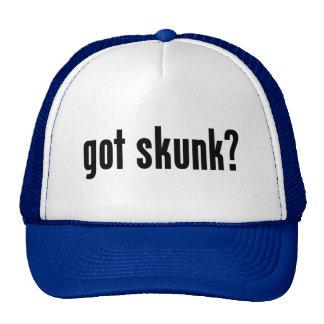 got skunk? trucker hat