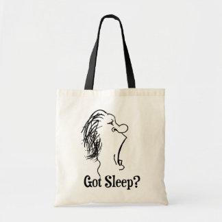 Got Sleep? Tote Bag