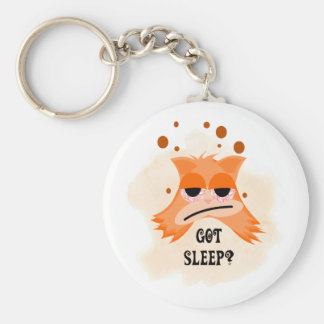 Got Sleep? Keychain