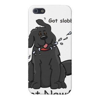 Got Slobber Got Newf! Cover For iPhone SE/5/5s