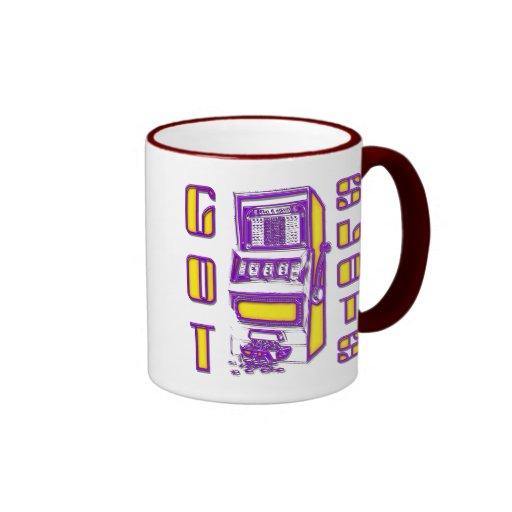 Got Slots Coffee Mugs