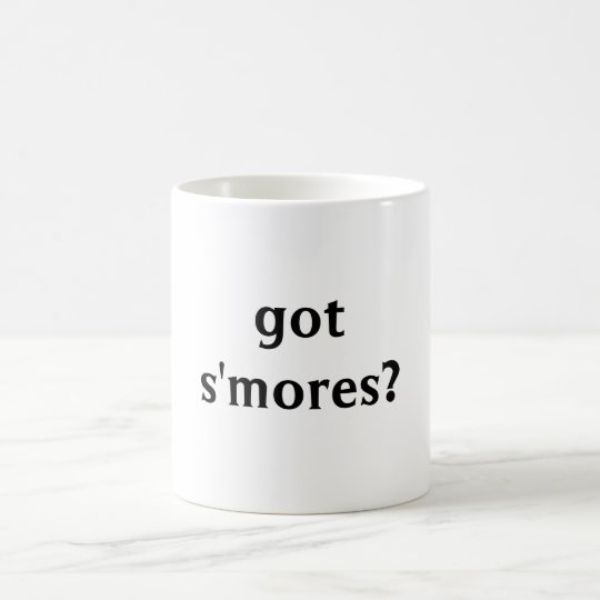 Got Smores Coffee Mug