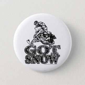 Got-Snow-Distressed Button
