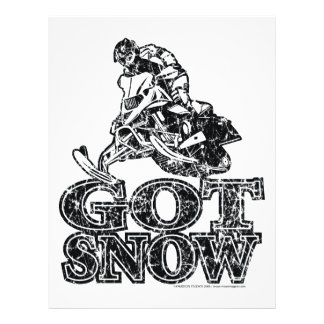 Got-Snow-Distressed Flyer