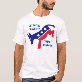 Got Social Security? #2 T-Shirt