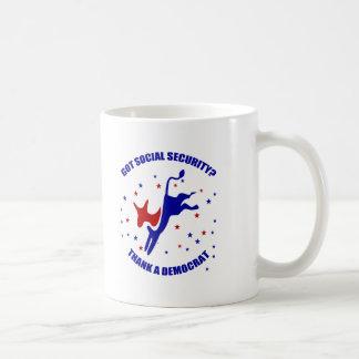 Got Social Security? #3 Classic White Coffee Mug