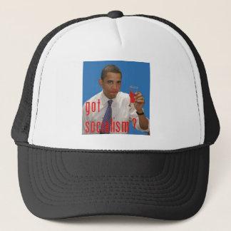 got socialism? trucker hat