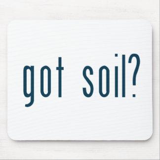 got soil mouse pad