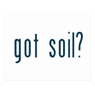 got soil postcard
