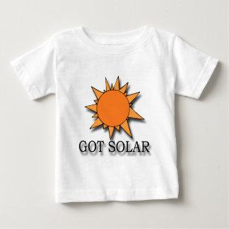 Got Solar black Infant T-shirt
