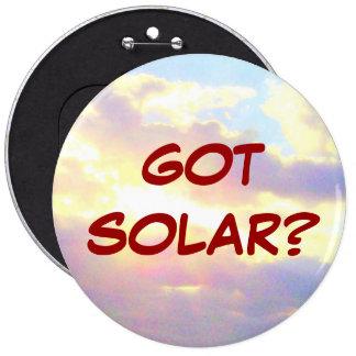 GOT SOLAR? button