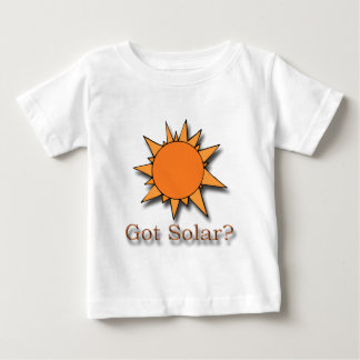 Got Solar orange Shirt