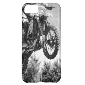 """Got Some Air!"" Motocross Dirt-Bike Racers iPhone 5C Cover"