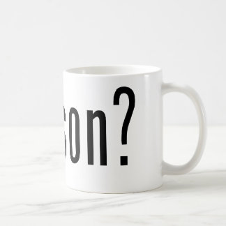 got son? coffee mug
