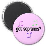Got Sopranos Music Gift T-shirt Fridge Magnets