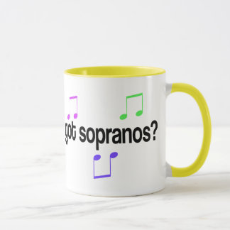 Got Sopranos Music Gift T-shirt Mug