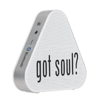 got soul? bluetooth speaker