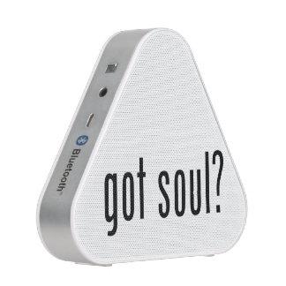 got soul? bluetooth speaker